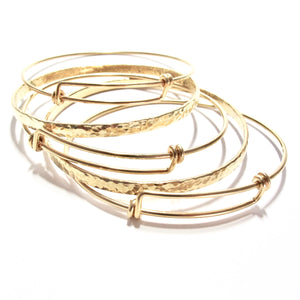 adjustable size bangle