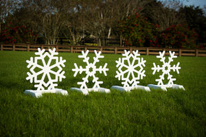 Snowflake jump fillers from Dalman Jump Co.