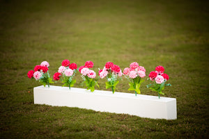 Flower boxes from Dalman Jump Co.