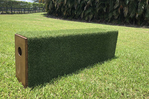 Hunter turf wall from Dalman Jump Co.