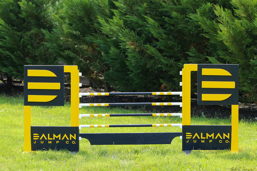 Dalman Jump Co.'s kid jumps