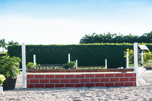 Pony Walls from Dalman Jump Co. — Brick