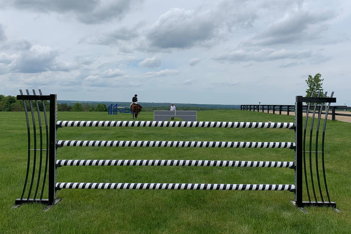 Spiral poles from Dalman Jump Co.
