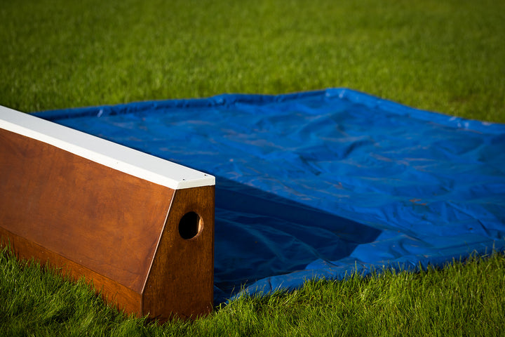 Water jump take-off box from Dalman Jump Co.