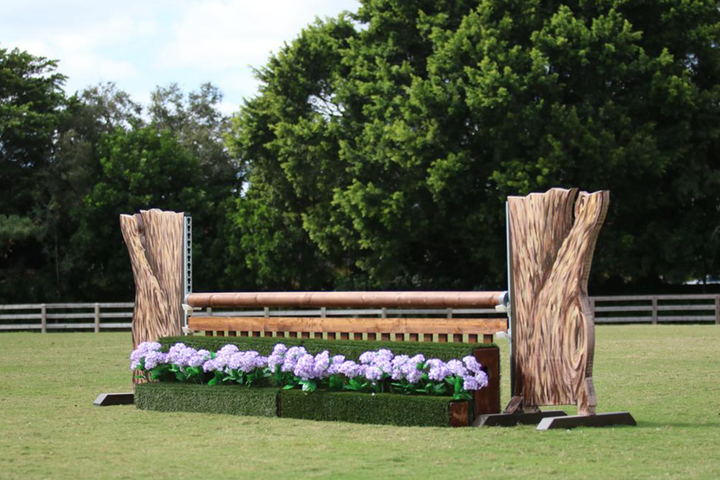 Oak Tree standards from Dalman Jump Co.