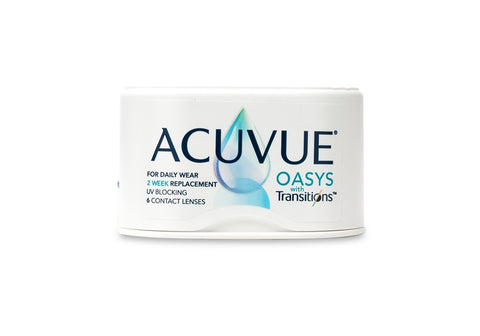 Acuvue Oasys Transitions 6pk
