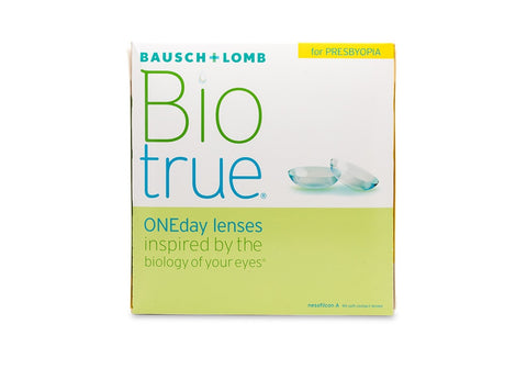 Biotrue 1 Day for Presbyopia 90pk