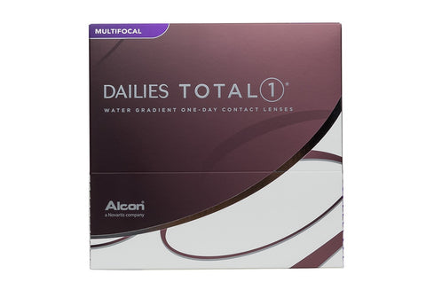 Total 1 Multifocal Dailies 90pk
