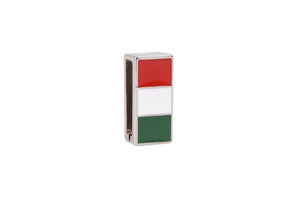 Monograma Save My Bag bandera Italia