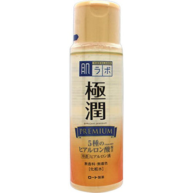 Hada Labo Goku-Jyun Hyaluronic Acid Lotion (Premium) 170ml