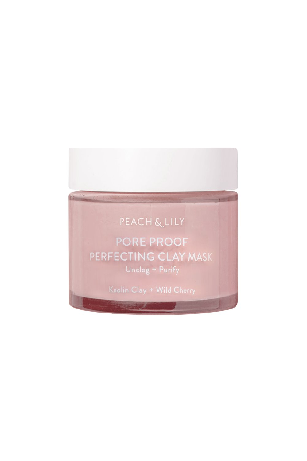 Peach & Lily Pore Proof Perfecting Clay Mask 80ml