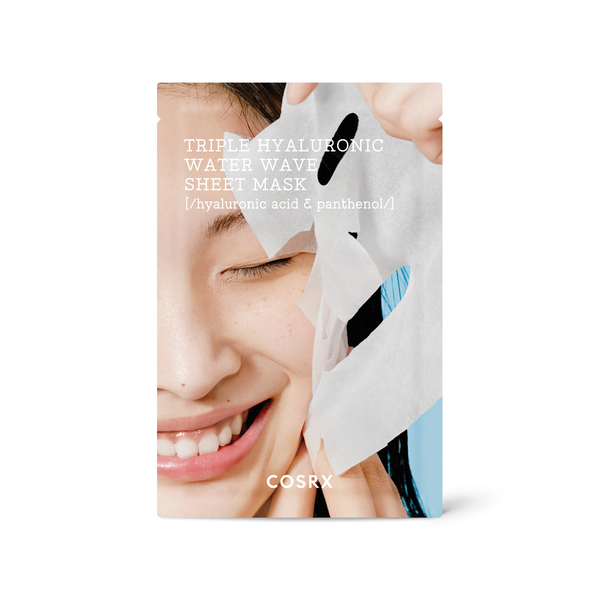 Hydrium Triple Hyaluronic Water Wave Sheet Mask