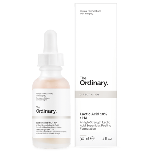 The Ordinary Lactic Acid 10% + HA 2% 30ml