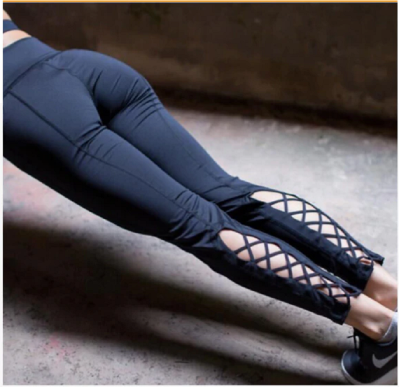 Misty Leggings | Black