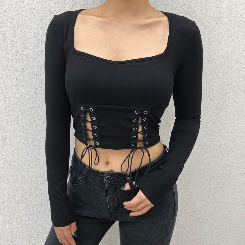 Winona Crop Top