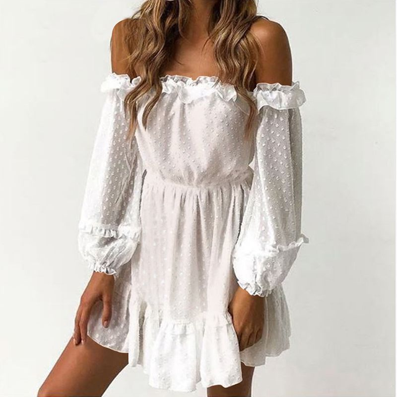 Reese Off Shoulder Dress