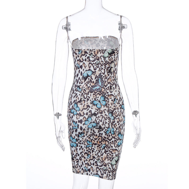 Anca Dress | Leopard
