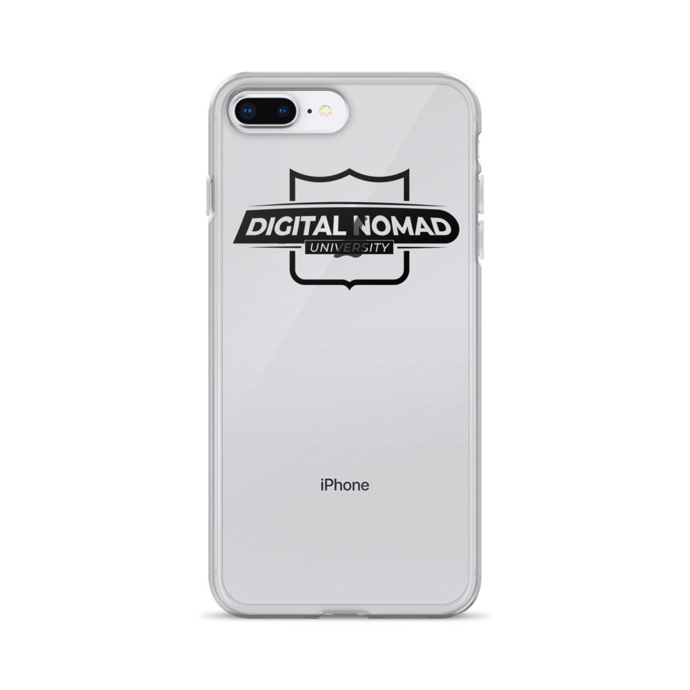 DNU Logo iPhone Case