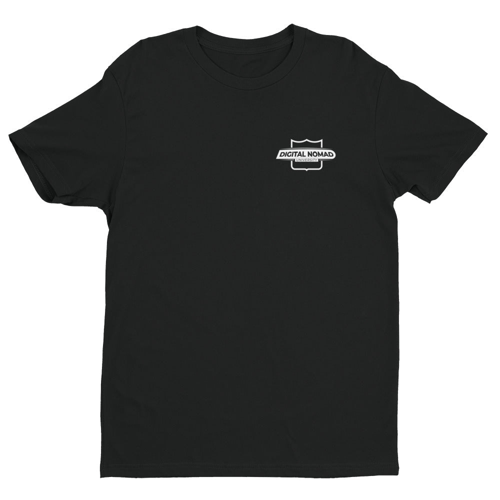 DNU Logo T-Shirt (Black)