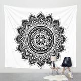 Lotus Tapestry Bohemia Wall Blanket