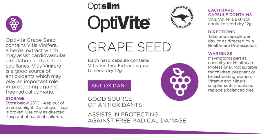 OptiVite Grape Seed