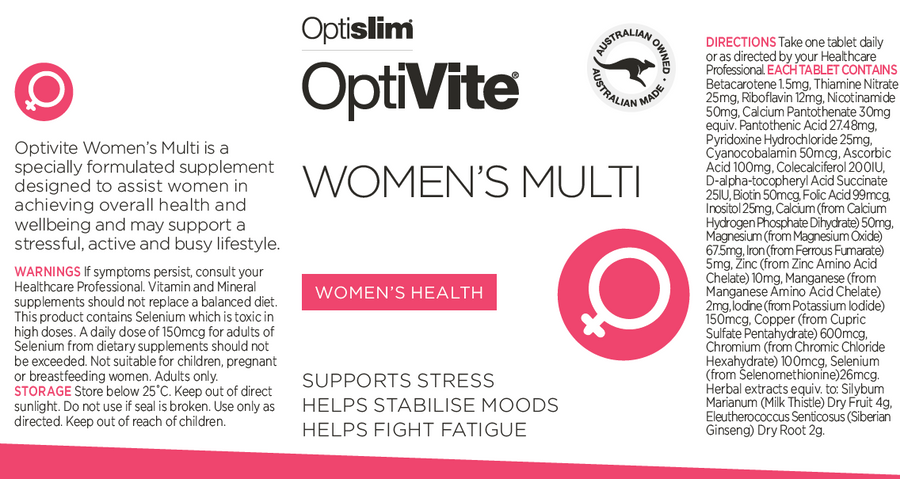 OptiVite Women's Multi