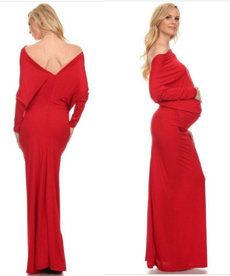 The Gigi Maternity Gown