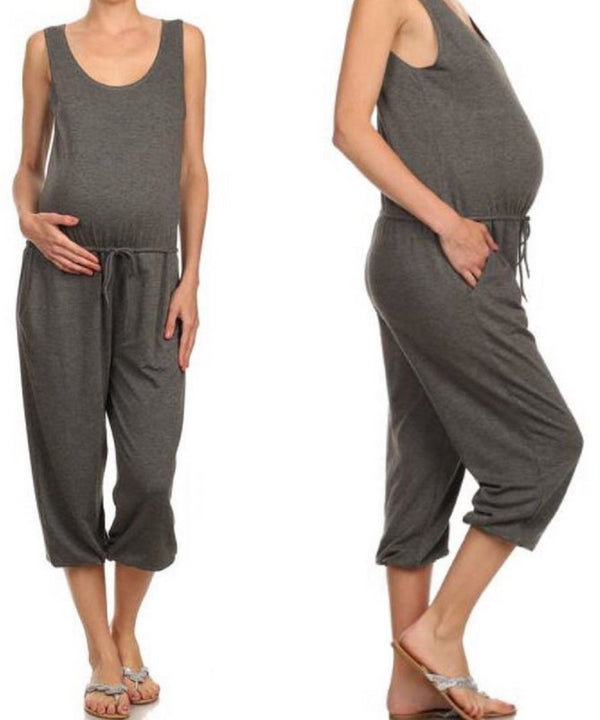 The Brooklyn Maternity Jumpsuit