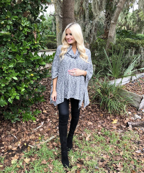 The Aspen Maternity Sweater