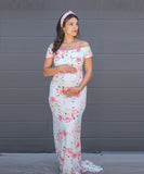 The Bellarose Maternity Gown