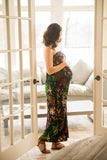 The Camila Maternity Maxi Dress
