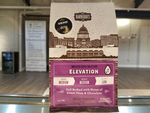 Barriques CBD Coffee 12 OZ | Elevation 75 MG