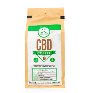 Green Roads CBD Coffee – 8 oz