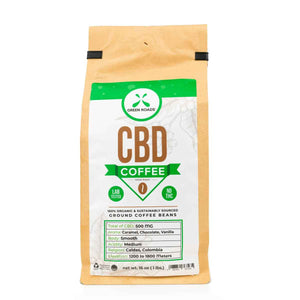 Green Roads CBD Coffee – 16 oz