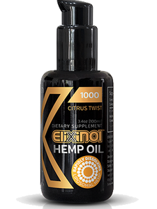 Hemp Oil Liposomes 1000mg – Citrus Twist - Ki Shop Madison