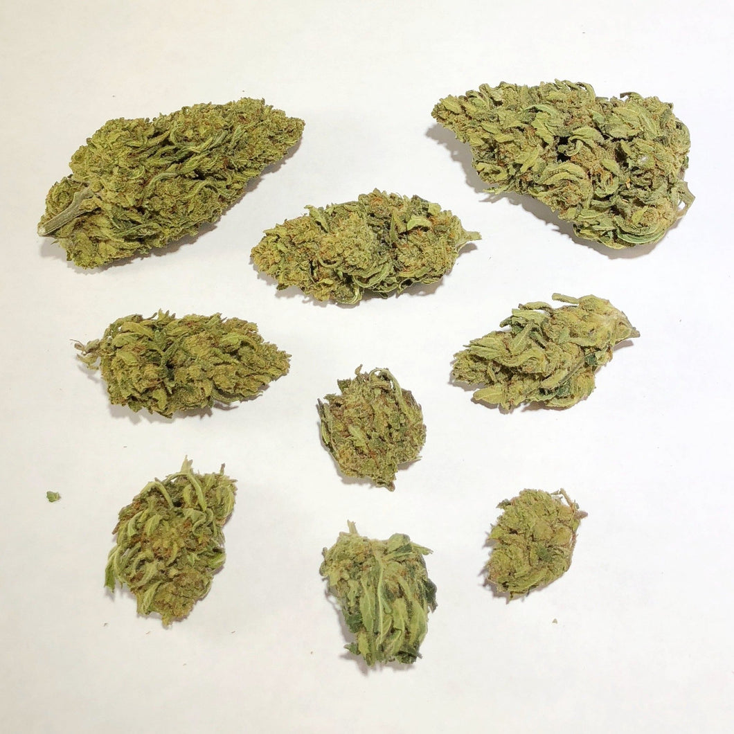 Hawaiian Haze Hemp Flower | 7 Grams (Quarter Ounce)