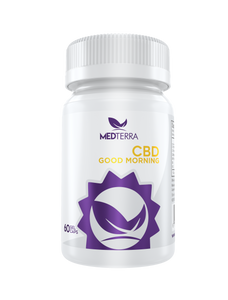 MEDTERRA Good Morning CBD Gel Caps - Ki Shop Madison