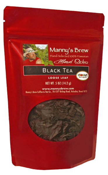 Hawaiian Black Tea