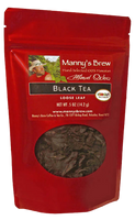 Manny's Brew: Hawaiian loose Leaf Black Tea