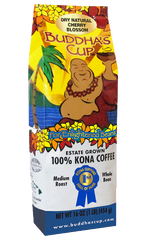 100 percent Kona Coffee: Dry Natural Cherry Blossom-Limited Supply
