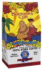 100 percent Kona Coffee-Peaberry Medium/ Dark Roast-Limited Supply