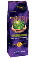 Imagine 100 percent Kona Coffee-Medium/Dark Roast