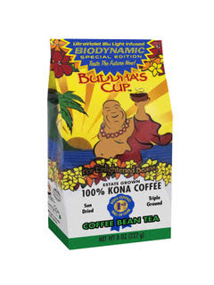 Kona Coffee - Green Bean Tea