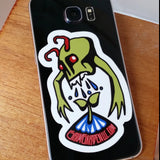 Grim Garden LLC Vinyl Sticker - Water and UV Protected - Grim Garden