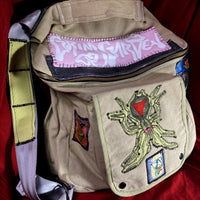 Backpack of the Gods-Grim Garden