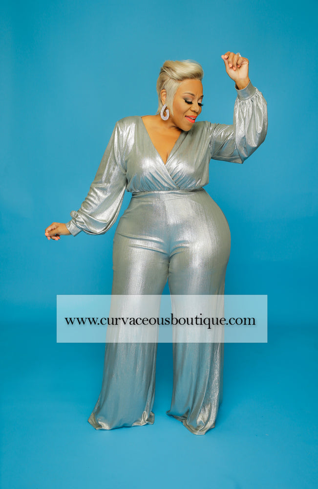 Silver Regal Collection Jumpsuit