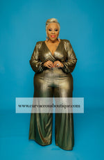 Gold Regal Collection Jumpsuit