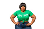 Green Heavy Duty Cutie Tee
