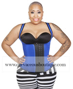 Hook Long Deportiva Sport Latex Vest  Extended Sizes