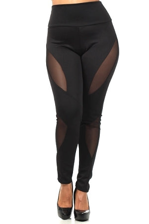 Misha Mesh Leggings